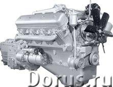 Продам двигатели ЯМЗ 236, 238, 240, 75.11 - Запчасти и аксессуары - Продам Дизельные двигателя ЯМЗ н..., фото 1