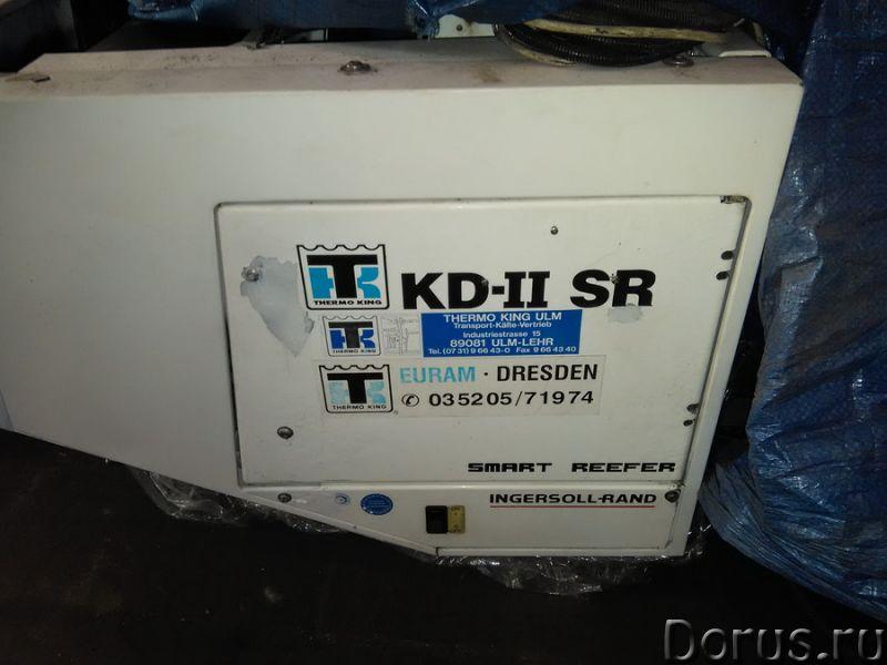 Холодильные установки б/у (рефрижераторы) - Запчасти и аксессуары - В наличии: Thermo King KD-ll 50S..., фото 1