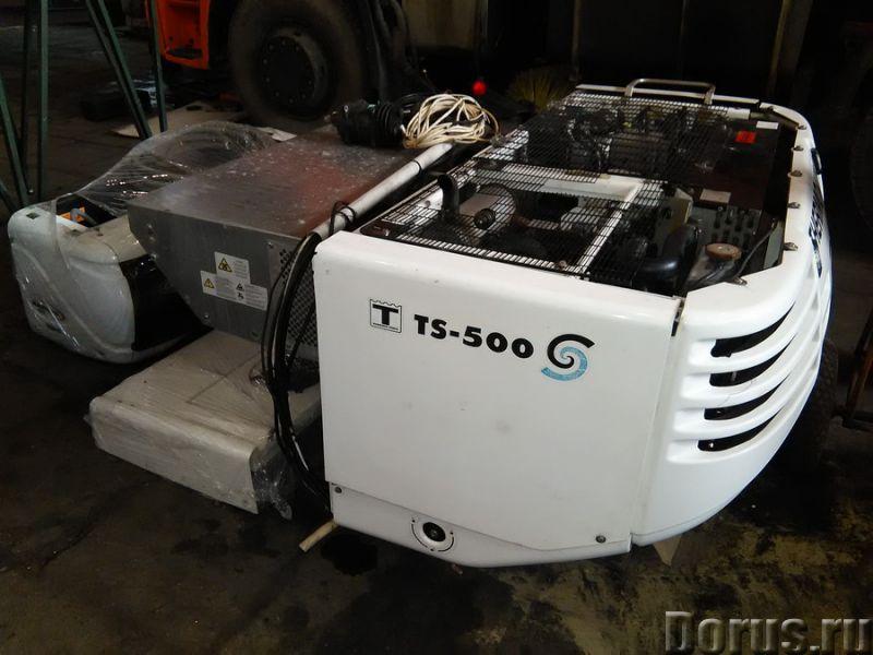 Холодильные установки б/у (рефрижераторы) - Запчасти и аксессуары - В наличии: Thermo King KD-ll 50S..., фото 3