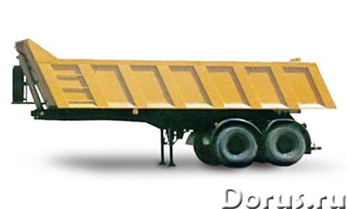 Ремонт прицепов и полуприцепов - Автосервис и ремонт - Комплексный ремонт прицепов и полуприцепов Kr..., фото 3